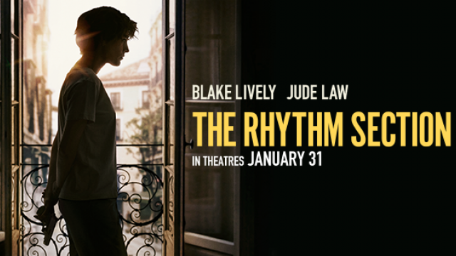THE RHYTHM SECTION starts 1/30