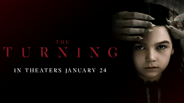 What is turning the children? Find out on January 23rd #TheTurningMovie