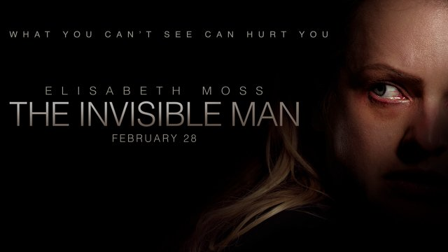 What you can't see can hurt you. From Blumhouse, #TheInvisibleMan. 2/27