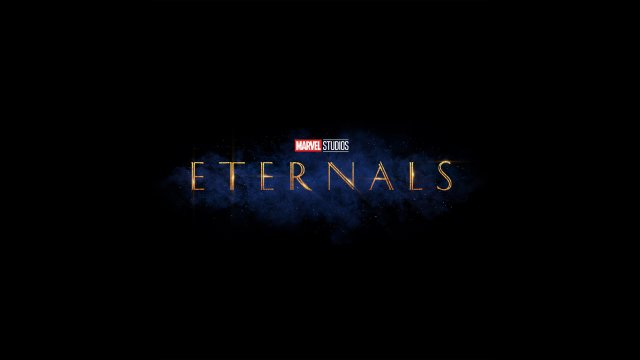 ETERNALS with Angelina Jolie