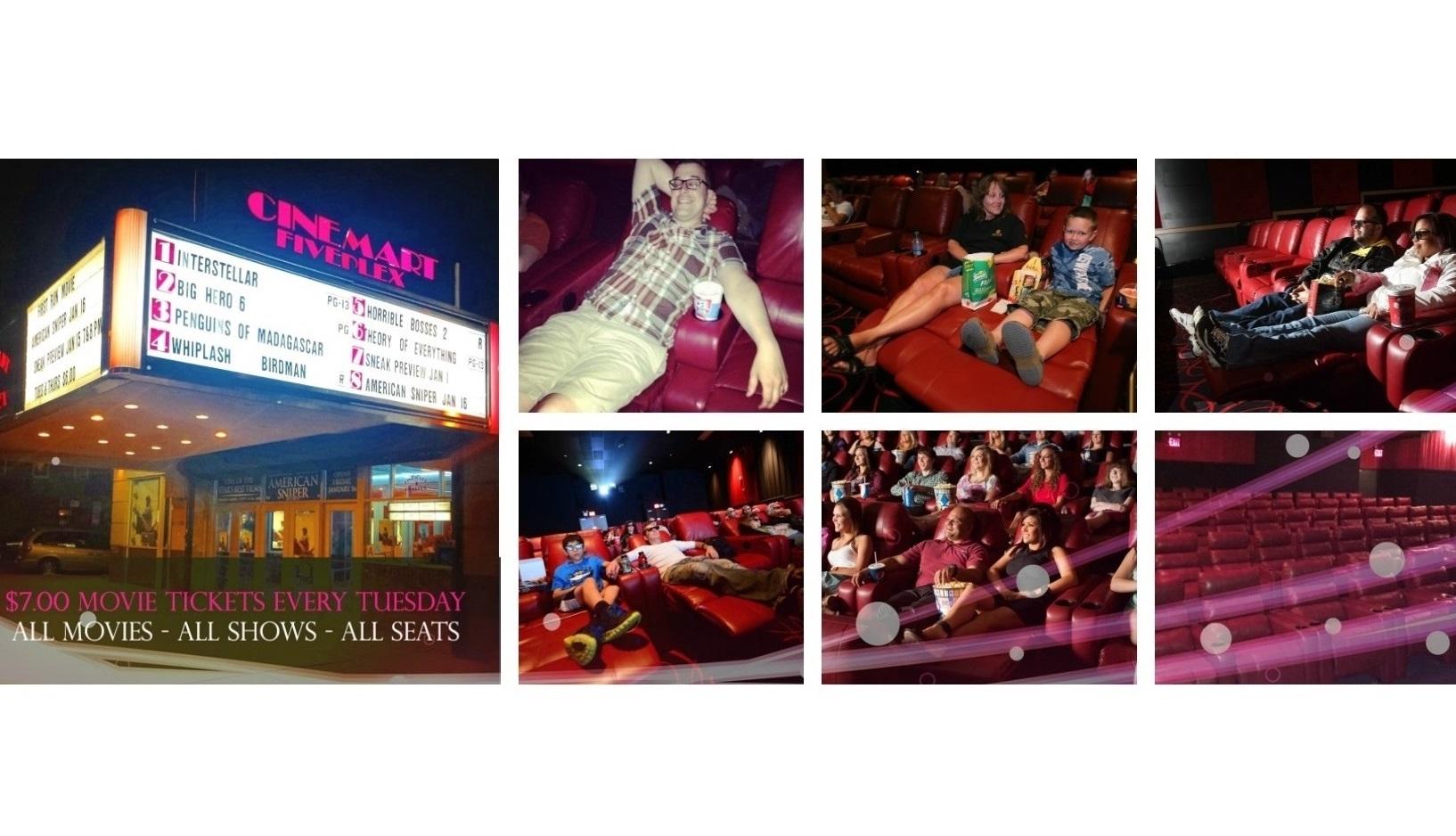 $7 movie tuesdays nyc